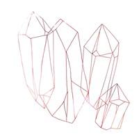 Contour Crystals II Fine-Art Print