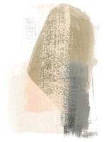 Blush Abstract III Fine-Art Print