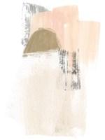 Blush Abstract V Fine-Art Print