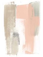 Blush Abstract VI Fine-Art Print