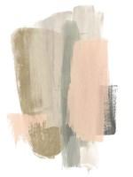 Blush Abstract VII Fine-Art Print