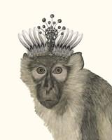 Majestic Monkey I Fine-Art Print