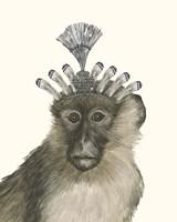 Majestic Monkey II Fine-Art Print