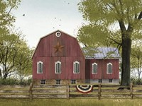Sweet Summertime Barn Fine-Art Print