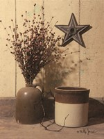 Crocks and Star Fine-Art Print