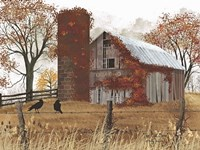 The Old Barn Fine-Art Print