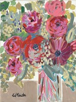 Blooming in the Window Sill Fine-Art Print