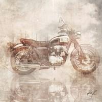 Moto Classic Fine-Art Print