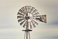 Windmill Close-Up Fine-Art Print