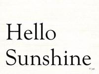 Hello Sunshine Fine-Art Print