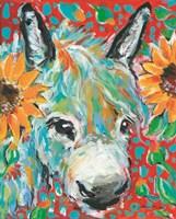 The Sunflower Field Fine-Art Print