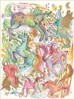 Unicorn Dance Fine-Art Print