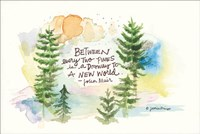 Heavenly Pines Fine-Art Print