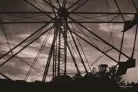 Ferris Wheel at Sunset Fine-Art Print