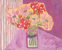 Flowers for Vivian Fine-Art Print