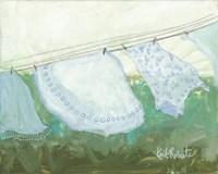 Sun-Bleached Linens Fine-Art Print