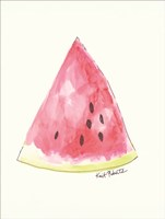 W is for Watermelon Fine-Art Print
