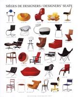 Designers' Seats Fine-Art Print
