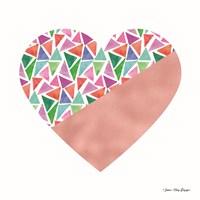 Colorful Heart Fine-Art Print