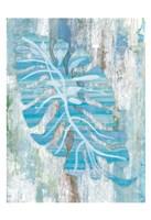 Blue Dreams Palm Fine-Art Print