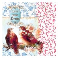 Live Your Dream Fine-Art Print