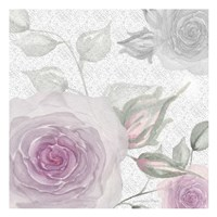 Blush Rose I Fine-Art Print