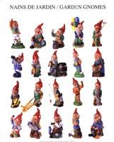 Garden Gnomes Fine-Art Print