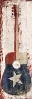 Texas Guitar Fine-Art Print