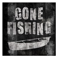 Gone Fishing Again Fine-Art Print