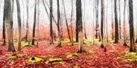 Fall In The Woods Fine-Art Print