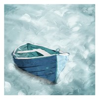 Lonely Boat Fine-Art Print