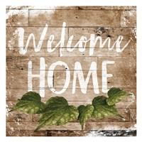 Welcome Home Fine-Art Print