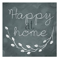 Happy At Home Fine-Art Print