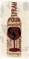 Red Wine Fine-Art Print