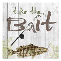 Take the Bait Fine-Art Print