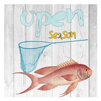 Open Season Fine-Art Print
