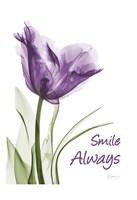 Smile Smiling Tulip Fine-Art Print