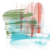 Color Swipe I Fine-Art Print