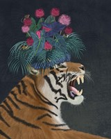 Hot House Tiger 1 Fine-Art Print