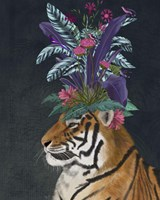 Hot House Tiger 2 Fine-Art Print