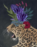 Hot House Leopard 2 Fine-Art Print