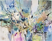 Rainbow Blue II Fine-Art Print