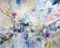 Rainbow Blue III Fine-Art Print