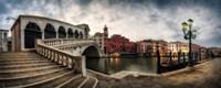 Rialto - Grand Canal Panorama Fine-Art Print