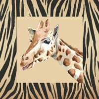 Safari II Fine-Art Print