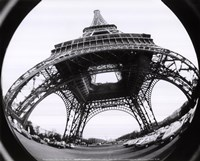 Eiffel Tower, Paris 1979 Fine-Art Print