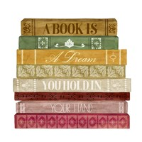 Book Lover I Fine-Art Print