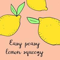 Lemon Squeeze II Fine-Art Print