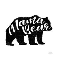 Mama Bear Fine-Art Print