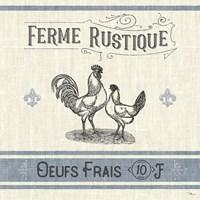French Farmhouse II Fine-Art Print